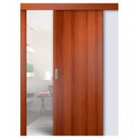 Раздвижные двери одинарные ДПГ (мин. комплект)