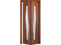 Дверь Книжка Волна ДОФ (мин. комплект)