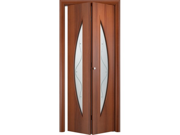Дверь Книжка Луна ПО (мин. комплект)