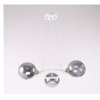K117-3 WT+CR+BR светильники New