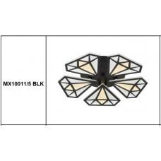 ЛЮСТРА MX 10011-5 BLK
