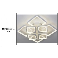 ЛЮСТРА MX10005/4+4 WH