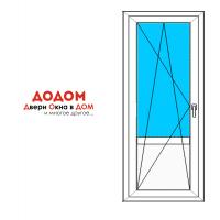 Балконная дверь REHAU 800*2000